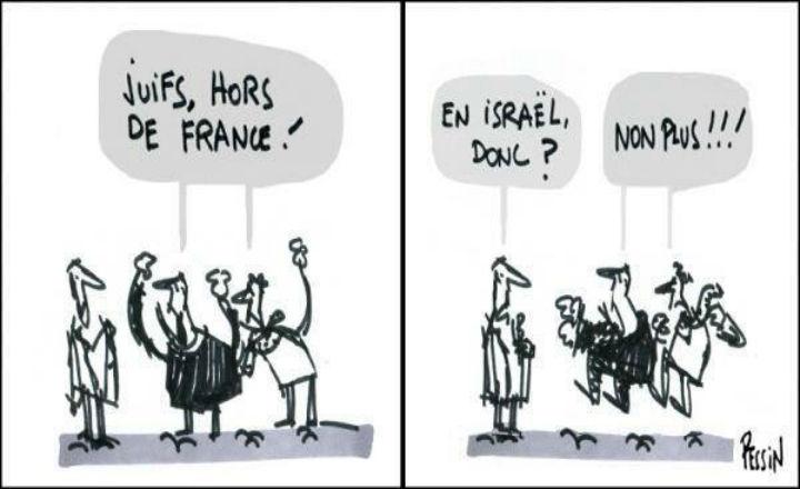 France: le CRIF redoute un «pic d'antisémitisme»
