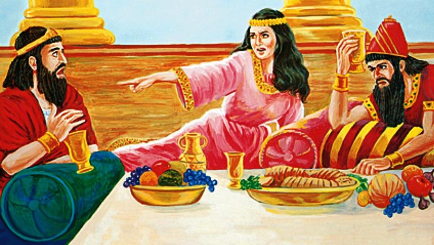 Mardochée et Esther ou comment le peuple d'Israël fut sauvé. La chanson de Pourim (Vidéo)