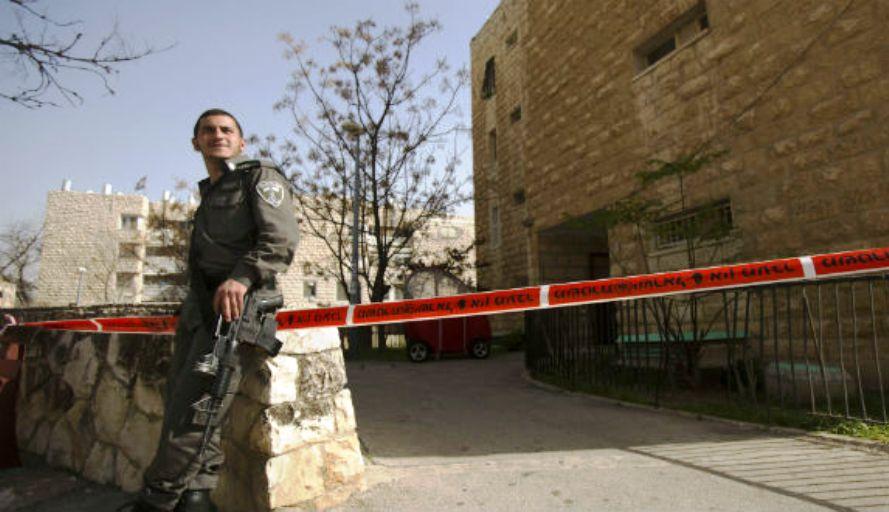 Fuite de gaz : Tentative d'attaque terroriste présumée à Jérusalem