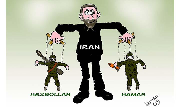 Tsahal intercepte un cargo rempli d'armes en provenance de l'Iran