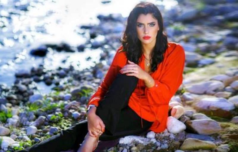 Mor Maman, d'origine marocaine, sacrée Miss Israël 2014, participera au Concours Miss Monde.