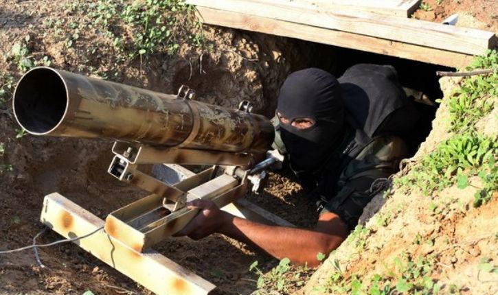 Des terroristes du Jihad islamique palestinien responsables de tirs d'obus de mortier ont été ciblés par Tsahal