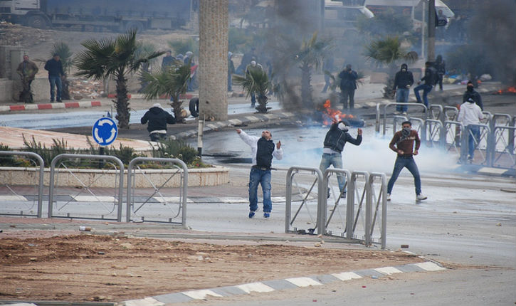 Hausse des menaces aux frontières d'Israël au cours du mois de Mars 2014