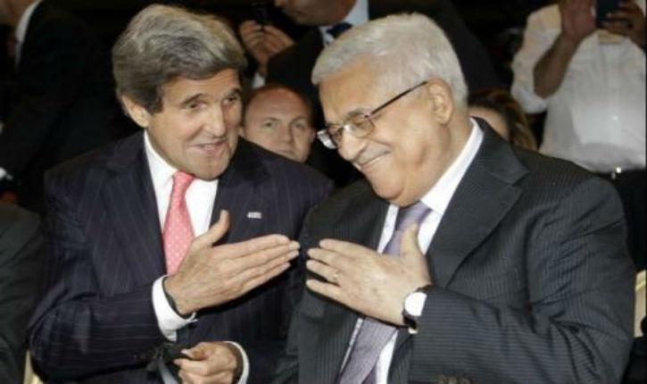 Nouvelle traitrise de plus de l'administration Obama : Kerry veut un Etat palestinien basé sur les frontières de 67. Netanyahu «Ils nous crachent dessus !»
