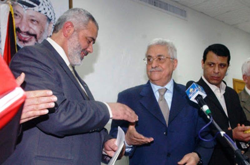 Que cachent  les efforts de séduction d'Abbas en direction du Hamas ?