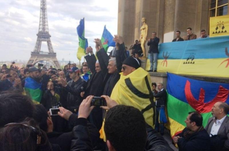 La Longue Marche de la Kabylie vers son Indépendance