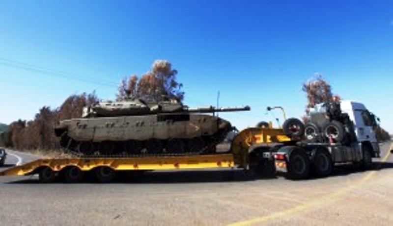 Les USA exhortent Israël à attaquer les forces syriennes menaçant les rebelles entraînés par la CIA dans le Golan