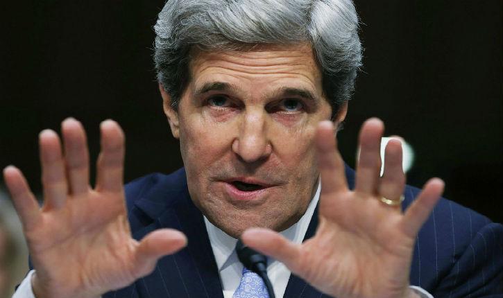 Kerry : une expression déplacée