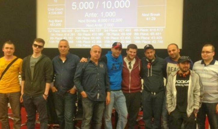 Liban: accusés de « trahison à la patrie » pour avoir joué au Poker avec des israéliens…