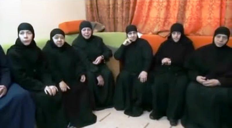Fuir, se soumettre ou mourir : les seules options pour les chrétiens de Syrie.