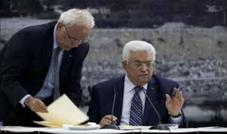 La crise dans les pourparlers de paix a été minutieusement pré-planifiée par les Palestiniens