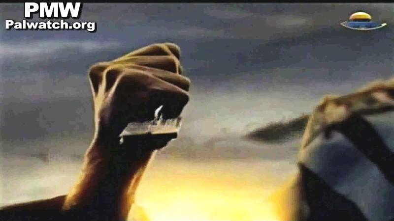 Pour célébrer la Réconciliation Hamas-Fatah, Al -Aqsa TV diffuse des séquences de massacres de soldats de Tsahal. «Notre butin, ce sont vos têtes» (VIDEO)