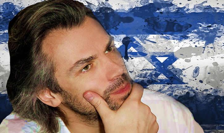 France 2 «on est pas couché» : Ne dites pas qu'Aymeric Caron est antisémite ! il est juste anti-israélien dès qu'il a un Juif face à lui…