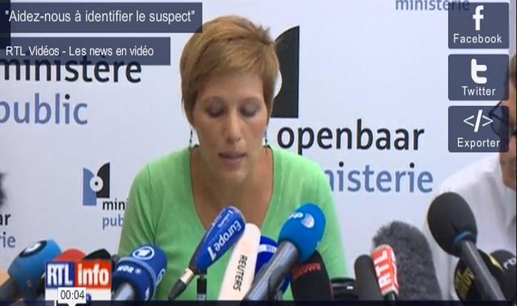 Fusillade au Musée Juif à Bruxelles: la police lance un appel à la population