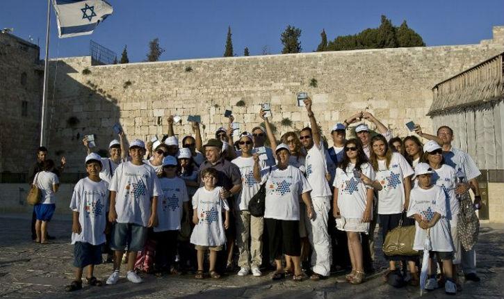 Le nombre de Français s'installant en Israël explose
