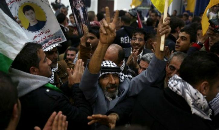 La seule chose qui intéresse les palestiniens, ce n'est pas la paix, mais la libération des prisonniers ayant du sang sur les mains