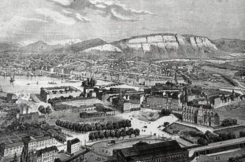 A Genève, sur les traces du premier ghetto juif d'Europe. Par Mireille Vallette