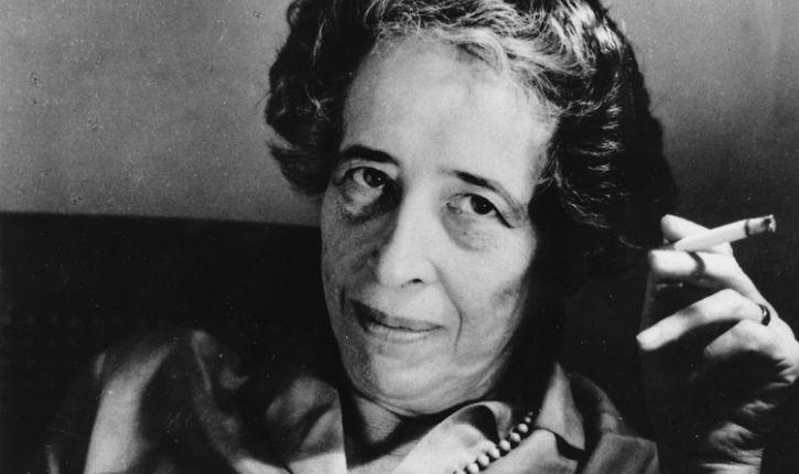 La banalité du mal d'Hanna Arendt Par Thérèse Zrihen-Dvir