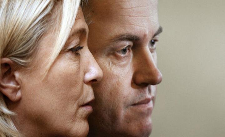 Marine Le Pen défend les propos de Geert Wilders : «On a le droit de comparer le Coran à Mein Kampf»