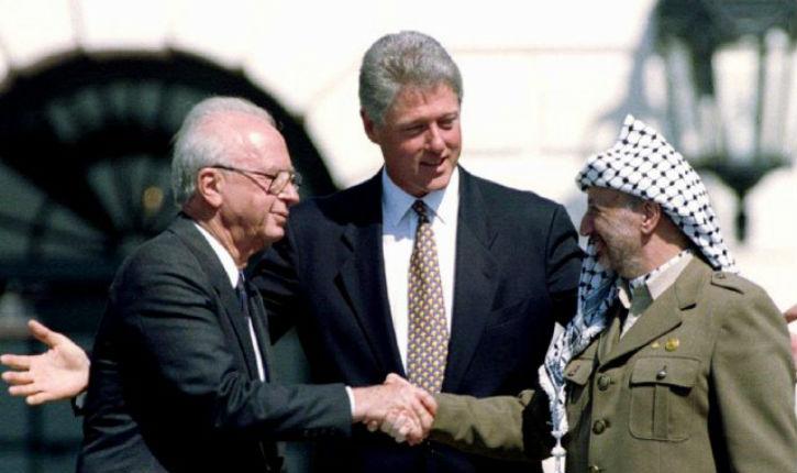 Le coût pour Israël des accords d'Oslo : 933 milliards de shekels et ça continue…