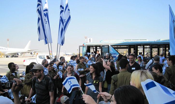 Entre l'Alyah et la poussée vers Israël des juifs de France