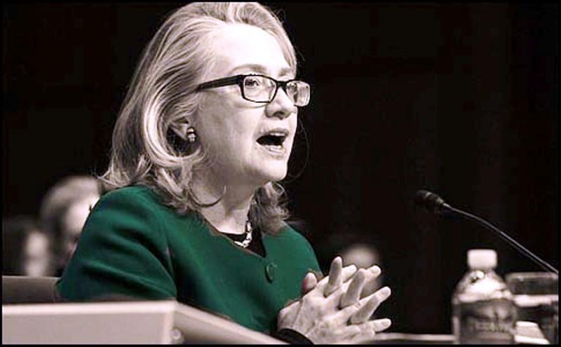 H. Clinton condamne aujourd'hui Boko Haram : Elle avait refusé de le faire quand elle dirigeait les Affaires étrangères
