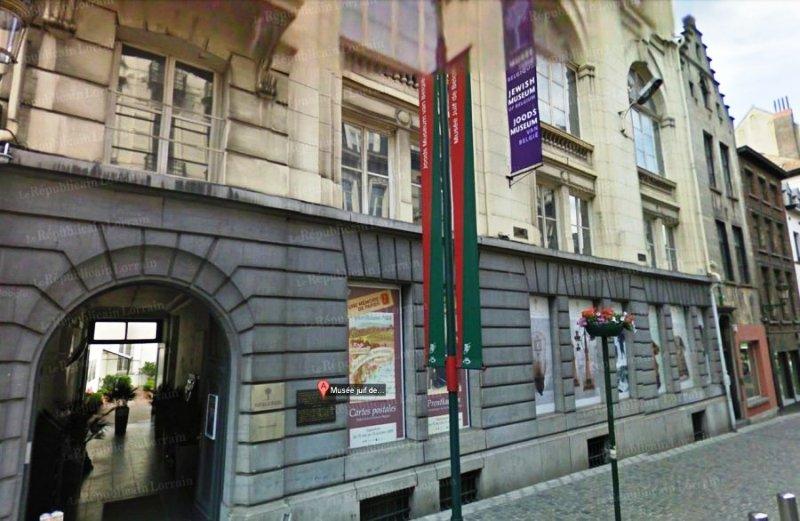 Fusillade au Musée Juif de Bruxelles : 4 morts et des visiteurs en état de choc.