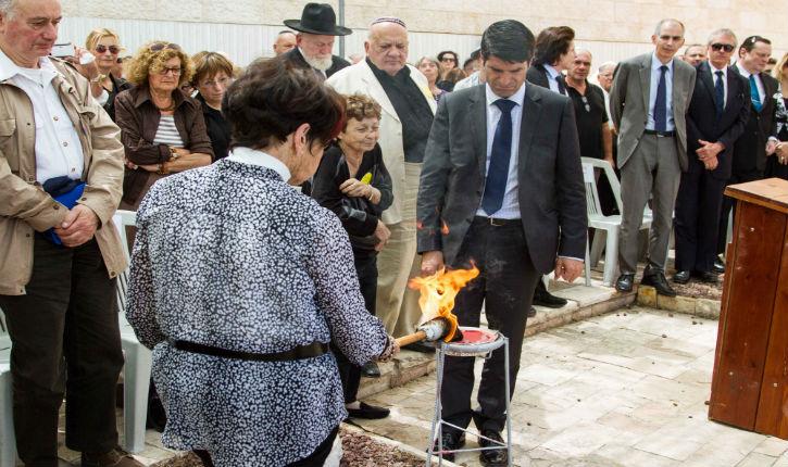 « Le tombeau des déportés c'est la mémoire des vivants »