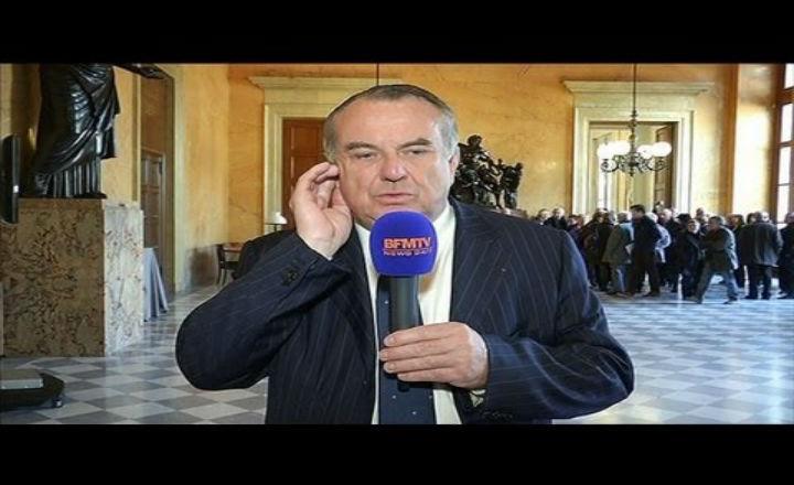 Le député UMP Alain Marsaud voit dans les affaires Merah ou Nemmouche «une forme de 11-Septembre» pour la France