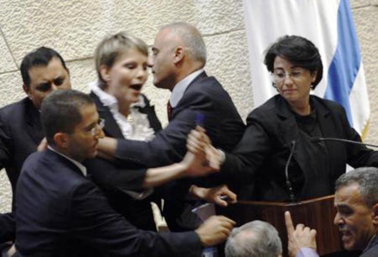 Une députée de la Knesset (MK), vilipendée pour avoir dit que les ravisseurs n'étaient pas des terroristes