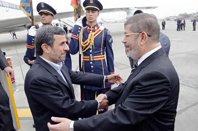 L'Iran prévoit une offensive contre l'Egypte venant de l'ouest et du sud.