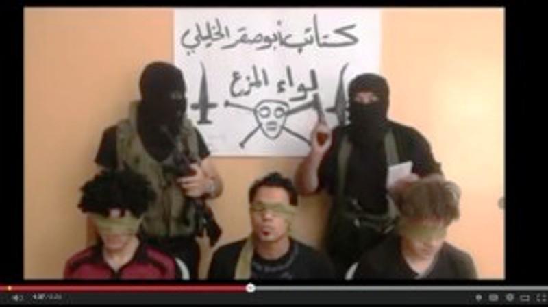 Une parodie arabe «palestinienne» se moque des trois jeunes kidnappés (vidéo)