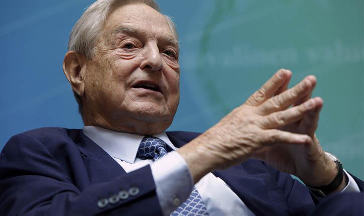 Georges Soros, ce juif anti sioniste qui finance l'islam politique