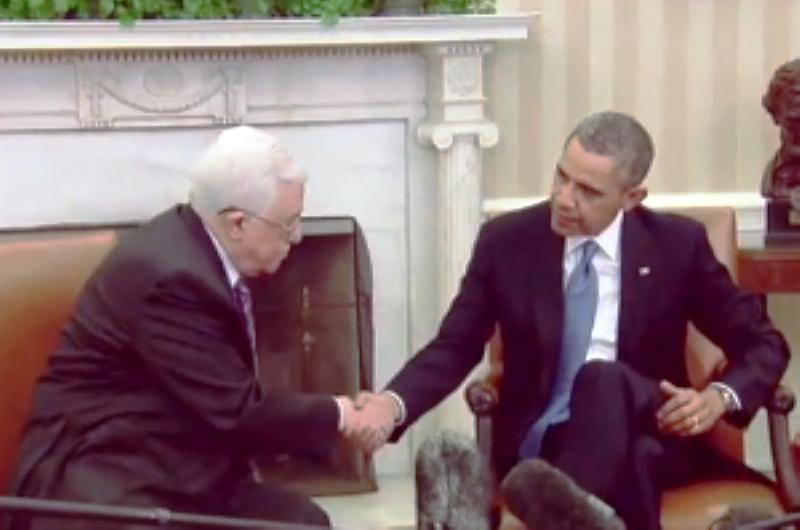 L'Infâme Obama décide de financer le régime palestinien aligné au Hamas.
