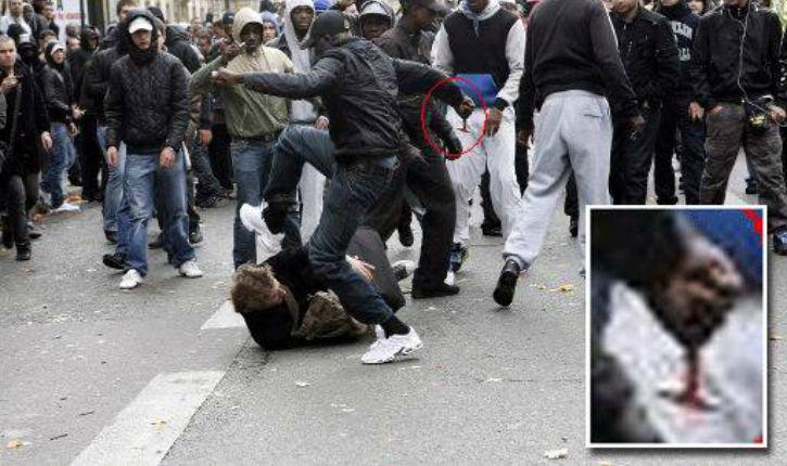 Antisémitisme, Paris-Beaubourg : Etudiants juifs agressés au couteau