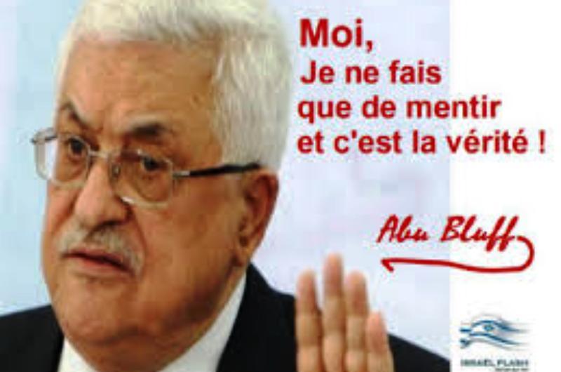 Selon l'ancien porte-parole du Hamas, Abbas ment aux Américains