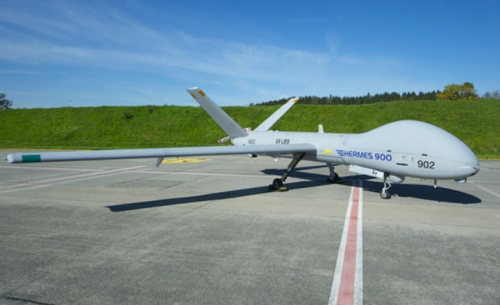 L'armée suisse choisit des drones israéliens