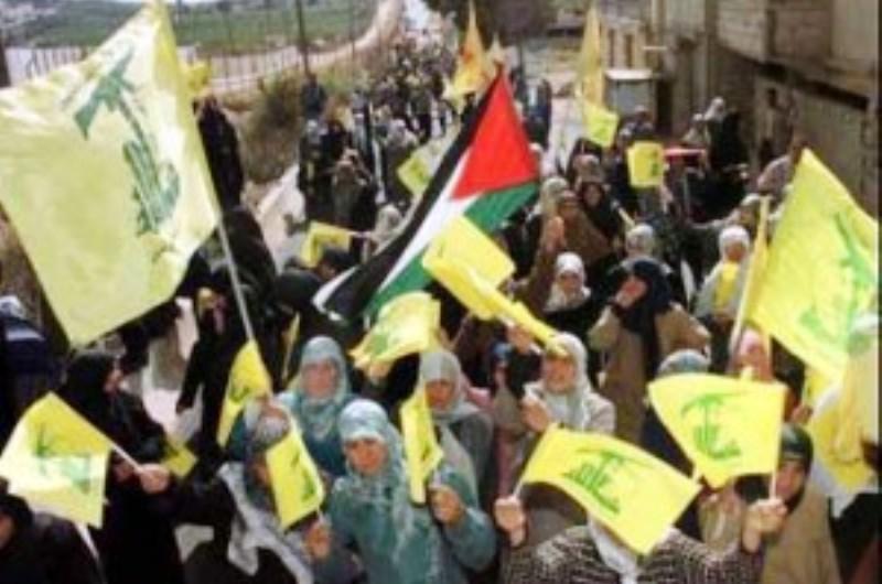 De nouvelles unités du Hezbollah entraînent à la guérilla chiite à travers le Proche-Orient