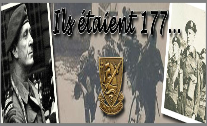 D-Day : Henri Dorfsman, Robert Lion, Francais, juifs, membres du commando Kieffer