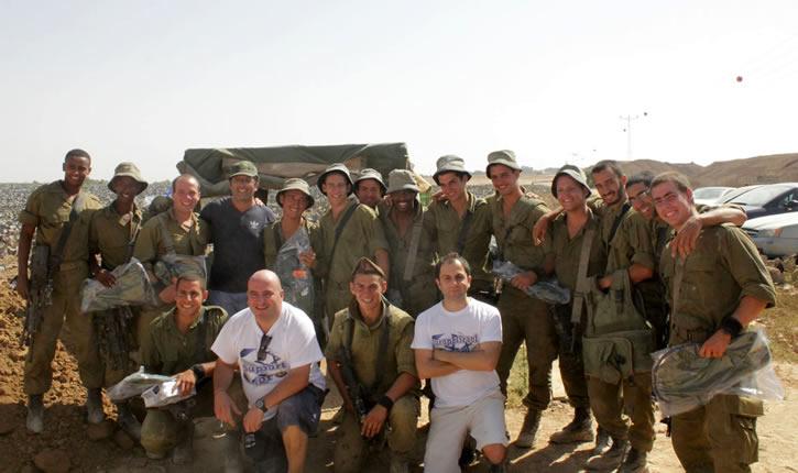 Urgent: Appel aux dons pour les soldats israéliens en mission à Gaza