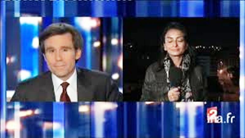 J'ai écrit à Samah Soula, journaliste propagandiste de France 2.  Par Alain Rubin.