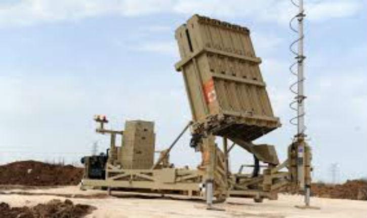 Israël: «Dôme de fer» détruit une roquette tirée depuis la Syrie en guerre sur le plateau du Golan