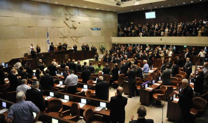 Evolution politique en Israël, par Gil Kessary