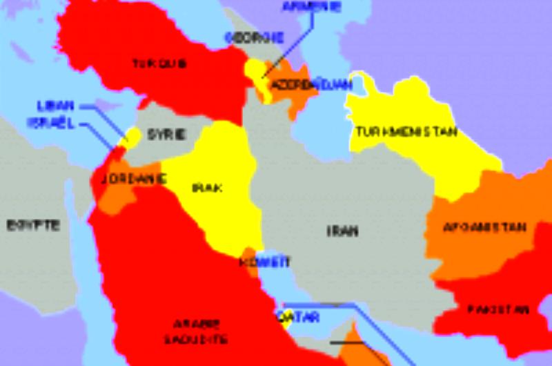 Les accords Sykes-Picot n'existent plus. Comme les frontières de 1967