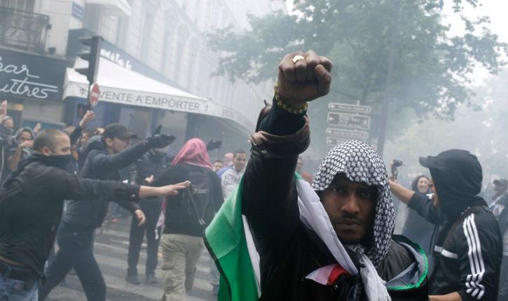 Pogrom à Paris : le silence des médias français  par Jean Szlamowicz