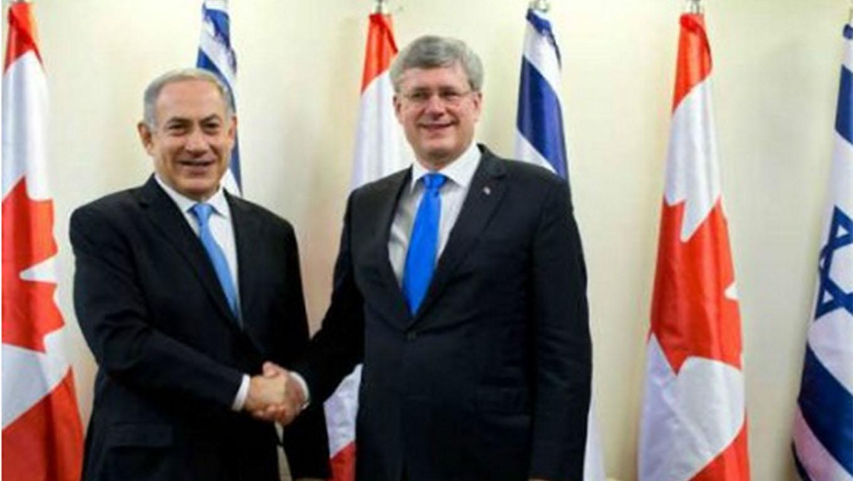 Le Canada soutient activement Israel et s'oppose aux USA