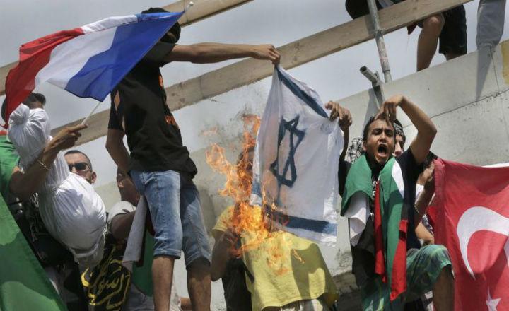 La haine d'Israël et des Juifs est devenue un composant majeur de l'identité des Français d'origine arabe et africaine