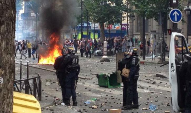 Paris, quartier Barbès : l'INTIFADA islamiste a commencé… Les médias diront qu'il ne s'est rien passé et que c'est encore une provocation de la LDJ !