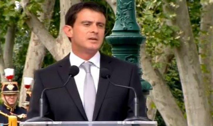 Commémoration de la Rafle  du Vel d'Hiv 2014 : Manuel Valls et le déshonneur de la France – vidéo