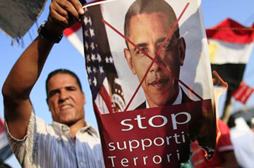Les directives secrètes d'Obama soutenant  l'islamisme mondial.